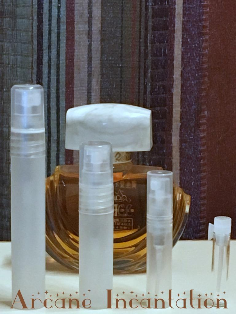 Image 0 of Vintage Shiseido Presage Eau de Parfum Samples (Rare Orig Formulation)