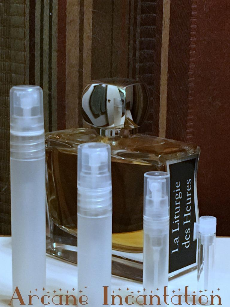 Image 0 of Jovoy La Liturgie des Heures Eau de Parfum Samples