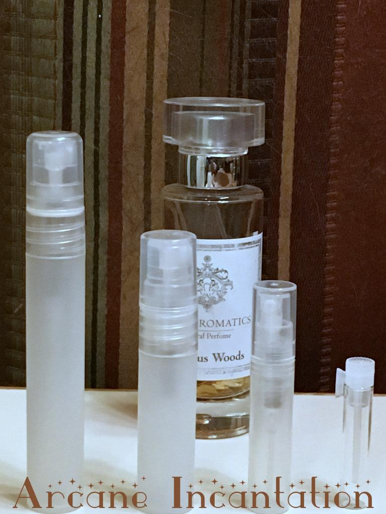 Image 0 of April Aromatics Precious Woods Eau de Parfum Samples