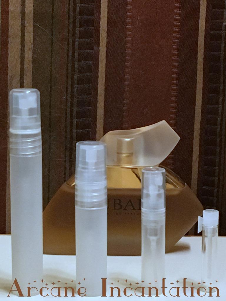 Image 0 of Vintage Amouage Ubar Eau de Parfum Samples (Rare Original Formulation)