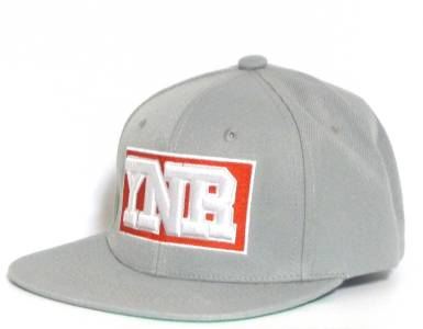 Young & Reckless College Snapback Gray Red Wool Blend Hat ...