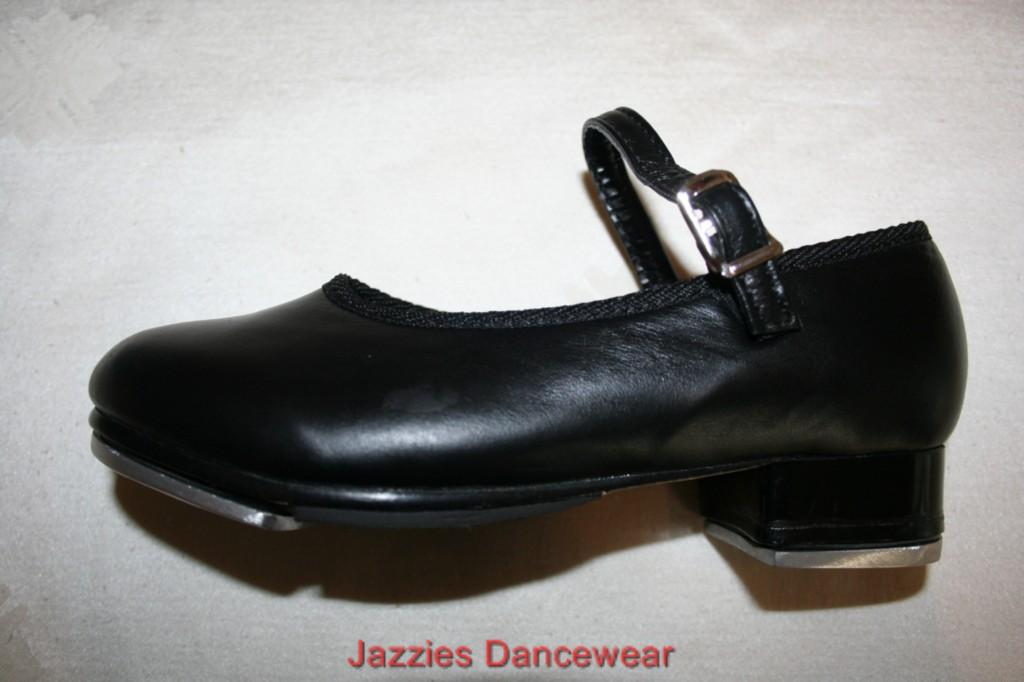 low heel black tap shoes and new sizes below