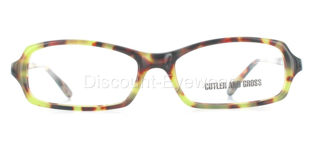 Cutler and Gross Eyewear 646, Cutler and Gross Eyeglasses