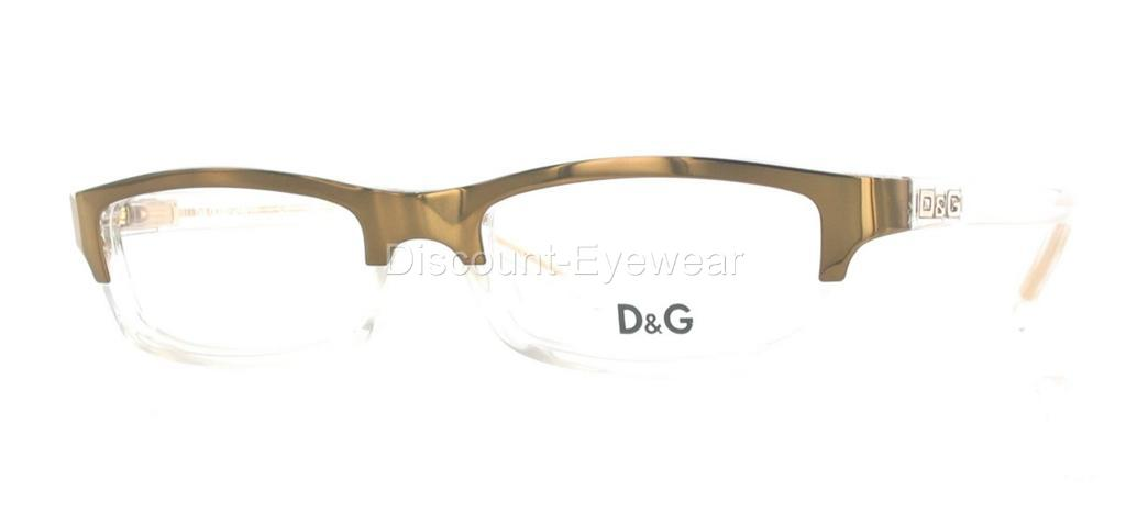 Dolce And Gabbana Clear Frame Glasses : New DOLCE & GABBANA D&G 7001 Clear Eyeglass Frames