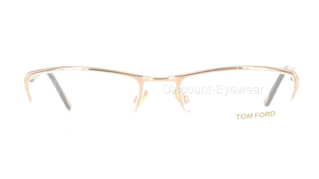 TOM FORD TF5049 Designer EYEGLASS Frame Gold 5049