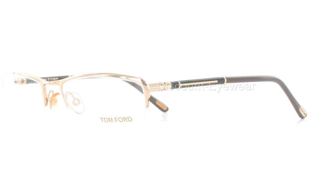 Designer Eyeglass Frames Tom Ford : TOM FORD TF5049 Designer EYEGLASS Frame Gold 5049