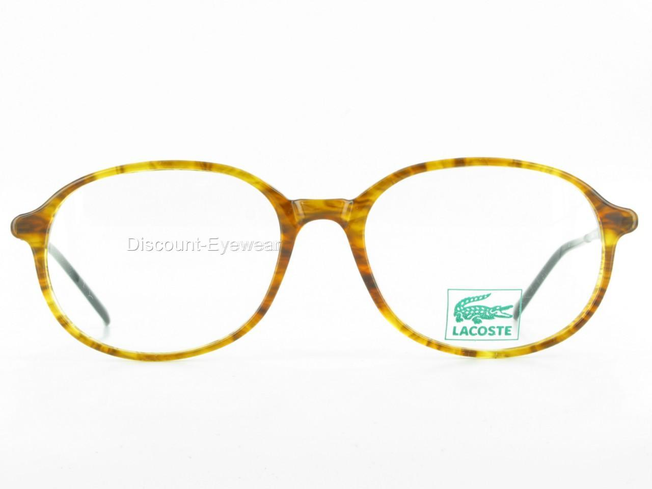 Glasses Frames For Blondes : LACOSTE 7110 Designer EYEGLASS FRAMES Blonde Tortoise eBay