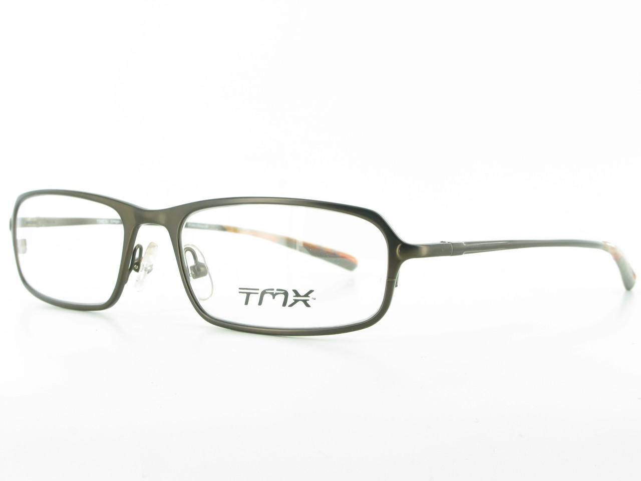 Eyeglass Frame Spring Hinge : TIMEX TMX Axle EYEGLASS FRAME Metal Spring Hinge Brown eBay