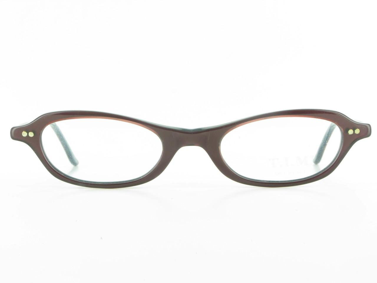 Italian Eyeglass Frame Designers : Hand Made Italian T I M Womens Designer EYEGLASS FRAME ...