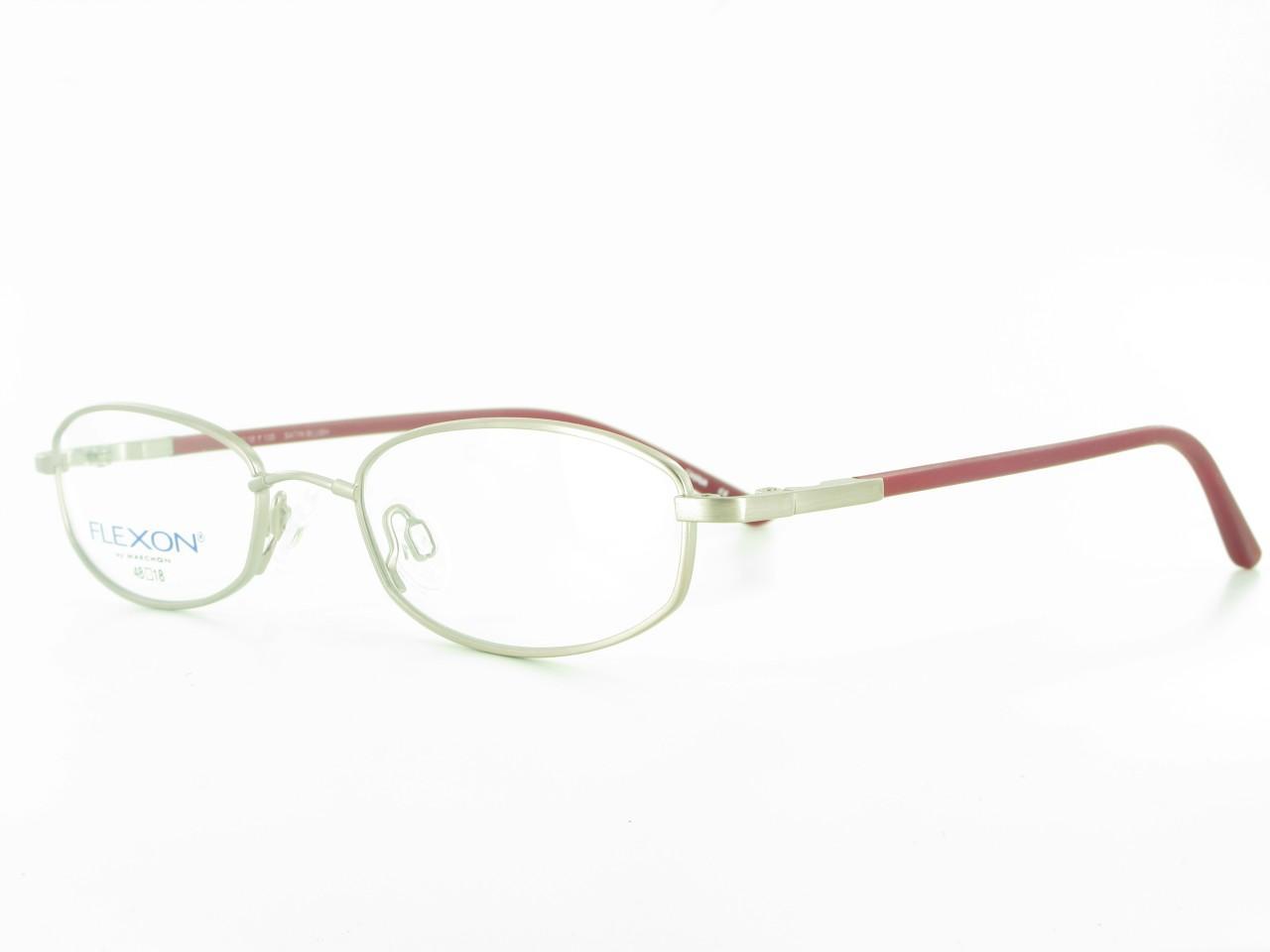 Bendable Metal Eyeglass Frames : Marchon Flexon 659 Flexible Eyeglass Frames Small Metal ...