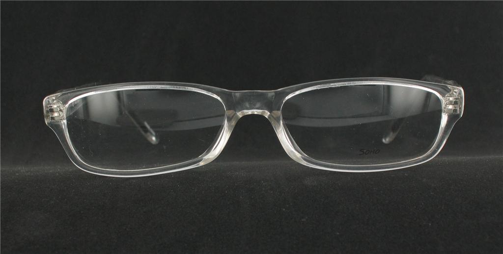 how to clean plastic eyeglasses