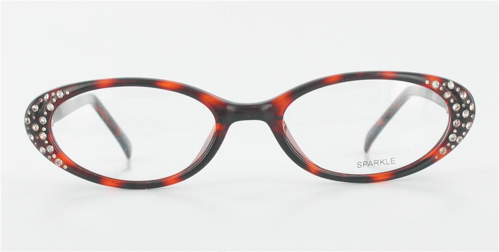 new tortoise rhinestone eyeglasses frames wholesale