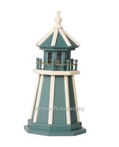 Decrotive Wooden Lighthouse Patterns