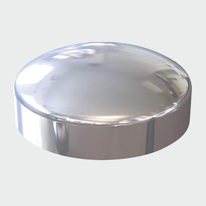 plastidome cap screw cover caps white black chrome brown. Black Bedroom Furniture Sets. Home Design Ideas