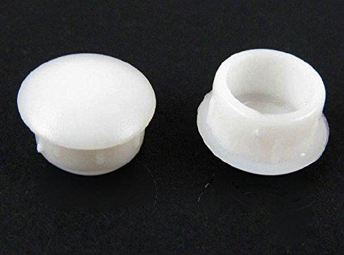 Black Blanking Hole Caps Cover 3mm-35mm