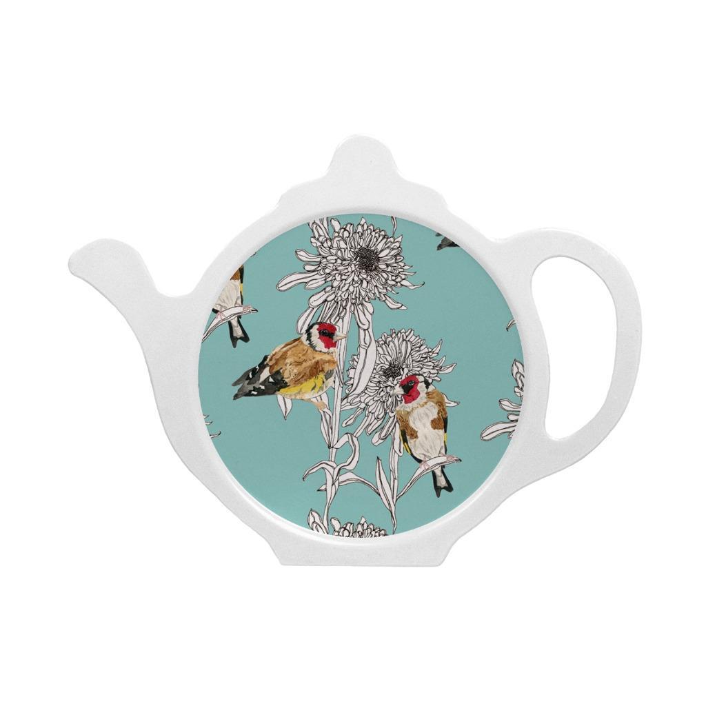 KITCHEN TEABAG HOLDER- SPOON REST ASSORTED DESIGNS | eBay