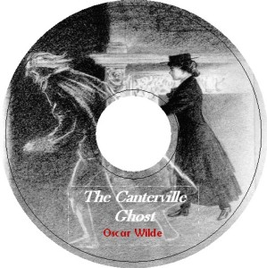 THE CANTERVILLE GHOST by Oscar Wilde 1 AudioCD Classic