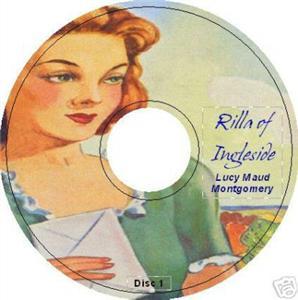 RILLA OF INGLESIDE Lucy Maud Montgomery iPod Audiobook