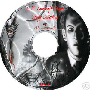 H P Lovecraft Short Story Collection I 2 Audio CDs