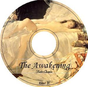 THE AWAKENING by Kate Chopin iPod Audiobook CD EROTICA