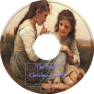 THE BIRDS& 39 CHRISTMAS CAROL by Kate D Wiggin 1 Audio CD