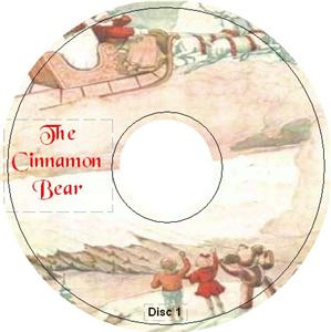 THE CINNAMON BEAR Christmas Radio Series iPod Audiobook