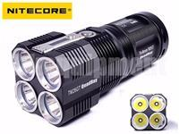 NITECORE TM26GT QuadRay 4x Cree XP-L HI V3 Flashlight+Charger TM26