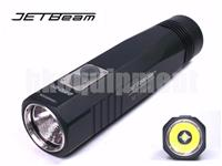 JETBeam BR10 GT USB Rechargeable LED Bike Headlight Flashlight+18650 Battery