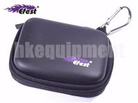 EFEST 18650 Padded Battery Protective Hard Shell Box Storage Case Pouch Bag