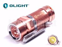 OLIGHT S1 CU Baton Raw Copper Cree XM-L2 Magnetic EDC Flashlight LIMITED