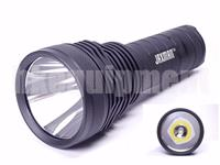 JAX X1 Cree XP-L HI Long Throw 26650 2.6A Flashlight