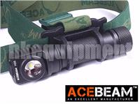 ACEBeam H20 Cree XP-L HI 1000lm 80m 18650 LED Headlight