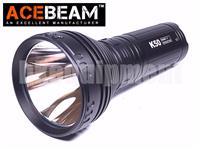 ACEBeam K50 v3 Cree XHP35 HI 2500lm 1300m Magnetic Ring Charging Flashlight