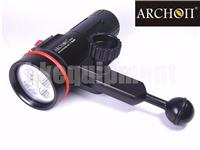 Archon D35VP W41VP Cree XM-L2 U2 UV RED Diving Underwater Video Flashlight