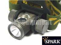 Spark ST5-220CW ST5-190NW Cree XM-L2 T6 LED Headlight