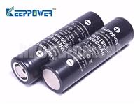 Keeppower IMR18650 3000 mAh Li-ion 35A Rechargeable NH1830 Battery x2
