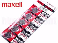 Maxell CR2016 DL2016 CR DL 2016 3v Watch Coin Cell battery