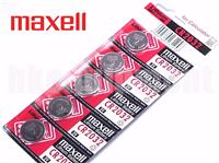 Maxell CR2032 2032 CR DL2032 Watch Coin Cell battery
