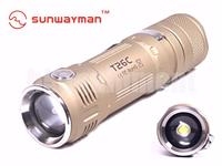 SUNWAYMAN T26C Cree XM-L2 U3 LED 18650 800lm Flashlight