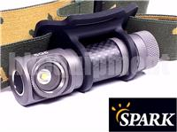 Spark SG5 CW / NW / HCRI Carbon Headlight Tasklight Wristband Flashlight