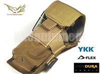 FLYYE PH-M004 1000D Cordura Pouch Holster Belt Bag Flashlight