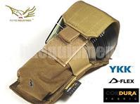 FLYYE PH-M004 1000D Cordura Pouch Holster Belt Bag Flashlight