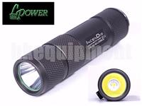 Lumapower IncenDio V3X Cree XP-L HI 16340 LED Flashlight
