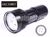 Archon D32V Cree XM-L2 Diving Photography Underwater Video LED Flashlight