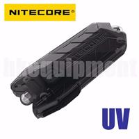 NiteCore TUBE UV 365nm 500mW Ultraviolet Money Detector USB Keychain Flashlight