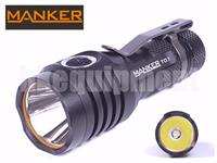 MANKER Quinlan T01 II Cree XP-L HI LED 900lm 14500 AA Flashlight