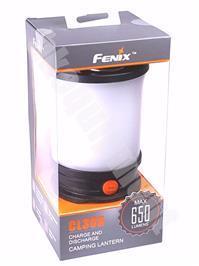 Fenix CL30R Lantern Camping Lamp USB Power Bank Tripod 3x 18650 LED Flashlight