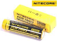 Nitecore NI18650B IMR18650 Batttery for TM03 Flashlight