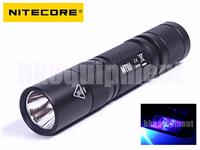NiteCore MT1U UV LED Money Amber Money Checker 365nm 900mW 18650 Flashlight