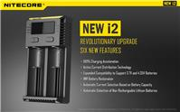 Nitecore i2 NEW 2016 Li-ion IMR LiFePO4 Charger